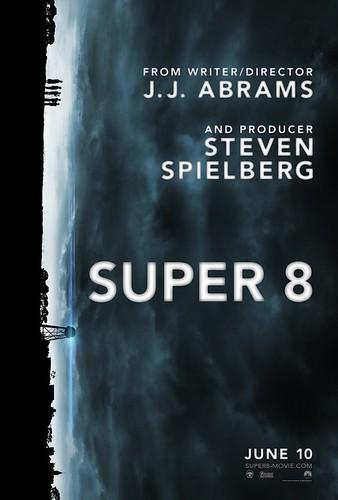 Super 8 poster J.J. Abrams