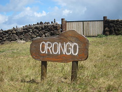 Orongo Village