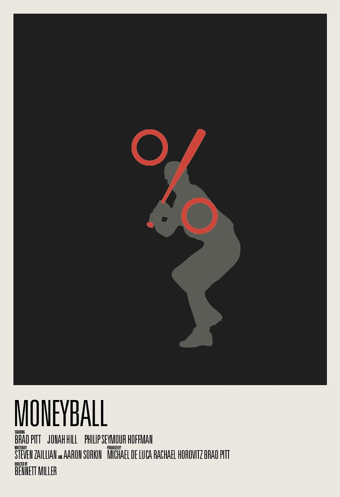 Moneyball by Hunter Langston