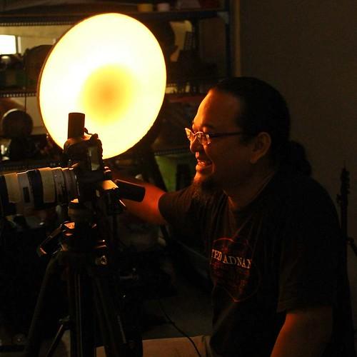 Ted Adnan bilang... Canon pun BOLEH!