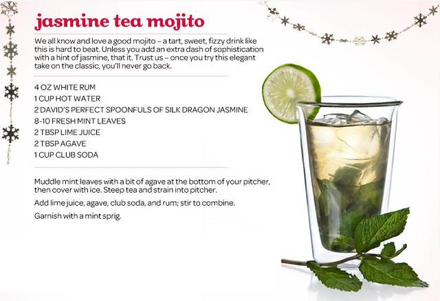 Jasmine Tea Mojito copy | Flickr - Photo Sharing!