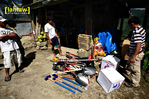 Tools and Stuff for Batad