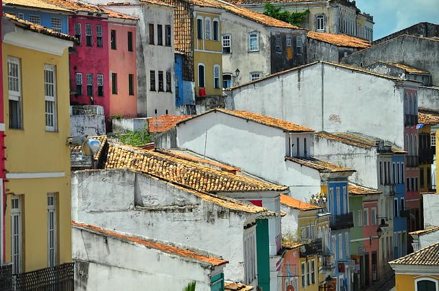 Bahia pra turista ver