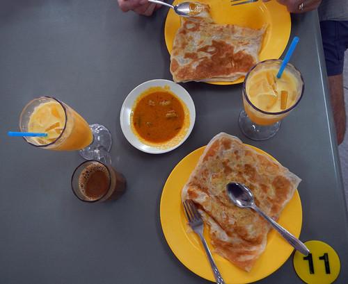 breakfast roti (Singapore)