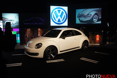 Exposición: DE 0 A 200 EN 66 AÑOS del Volkswagen Beetle en Madrid