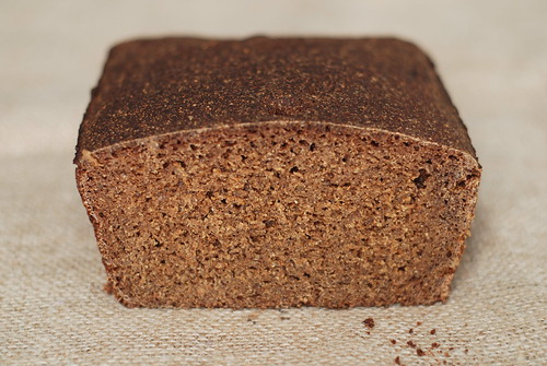 rukkileib/sourdough rye bread