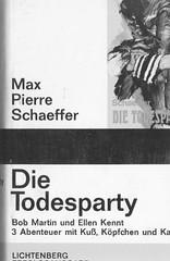 Max Pierre Schaeffer: Die Todesparty, Lichtenberg