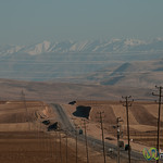 Mountain Roads, Hamadan to Kermanshah - Iran