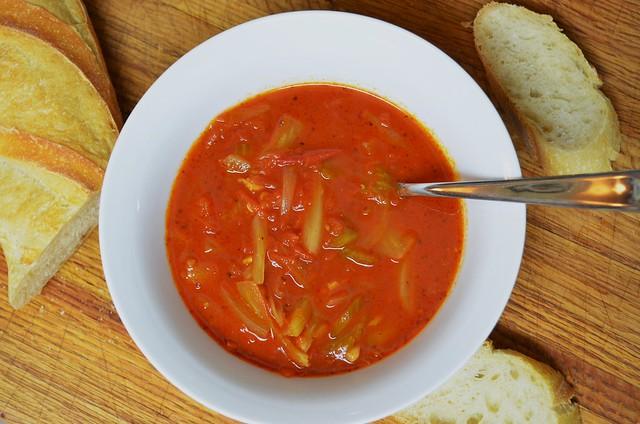 Soup Series, Volume 4: Chunky Tomato Soup | Fayetteville Flyer
