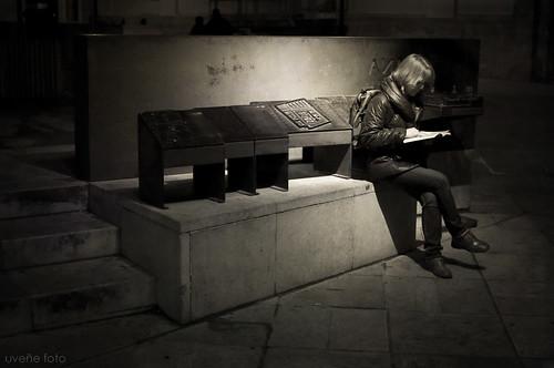 12M12T-Paisaje Urbano - Lecturas escondidas, lecturas prohibidas by uveñe