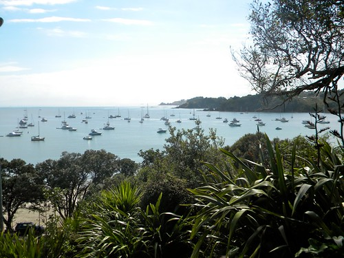 Summer Weekend on Waiheke by toastfloats