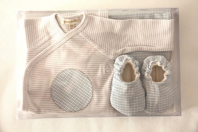 conjunto para recién nacido!