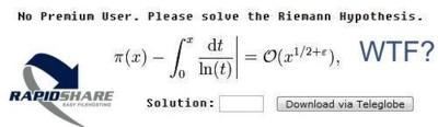 Captcha matemático extremo (II)