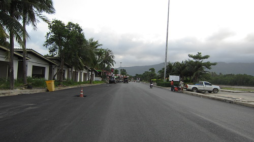 Road construction DONE