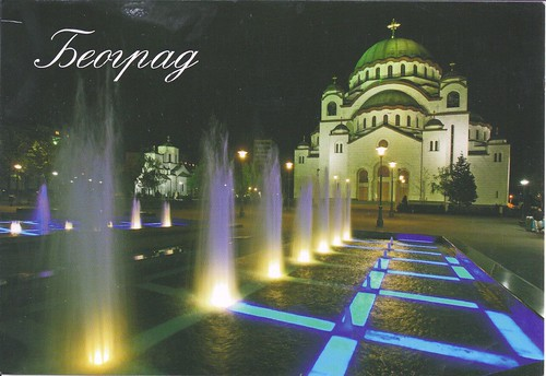The Temple of Saint Sava-Belgrade