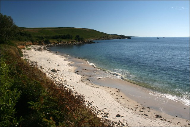 Halangy Porth, St Marys, Isles of Scilly