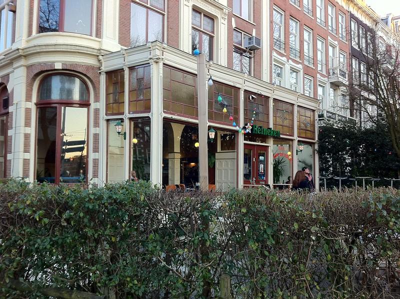 Bar of Eden Amsterdam