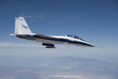 NASA Photo: F-15 Propulsion Flight Test Fixture