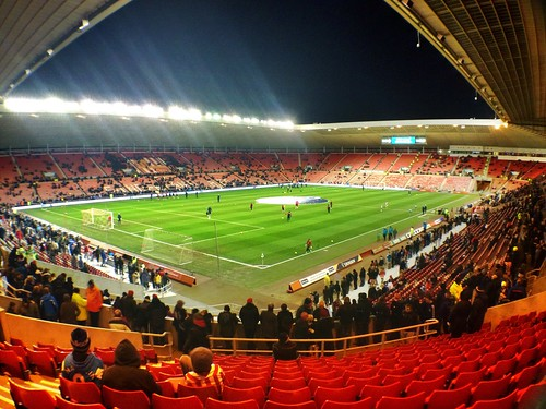 Stadium of Light Wide Angle