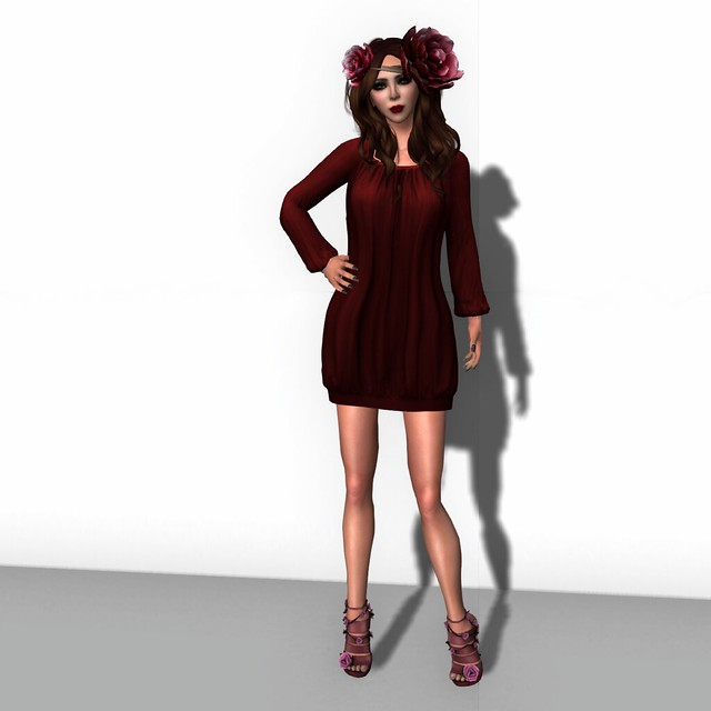 Mesh Dress Subscribo Gift