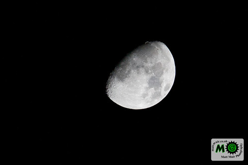 Photo ID 1 - moon - 3-02-2012 by mattmuir.co.uk