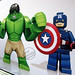 Toy Fair 2012 Preview : LEGO Marvel Super Heroes