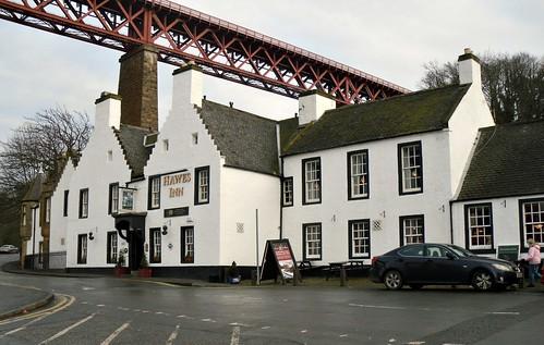 Hawes Inn, South Queensferry