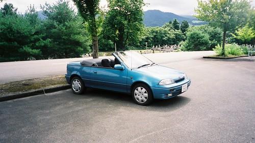 1992-1994 SUZUKI CULTUS Convertible