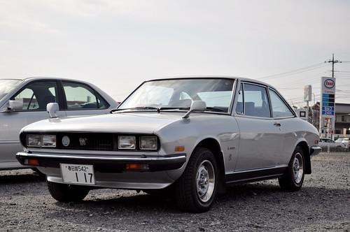 ISUZU 117XE Coupe