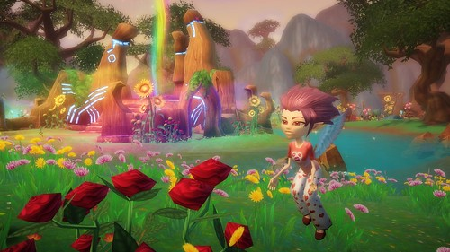 Free Realms: Festival of Hearts