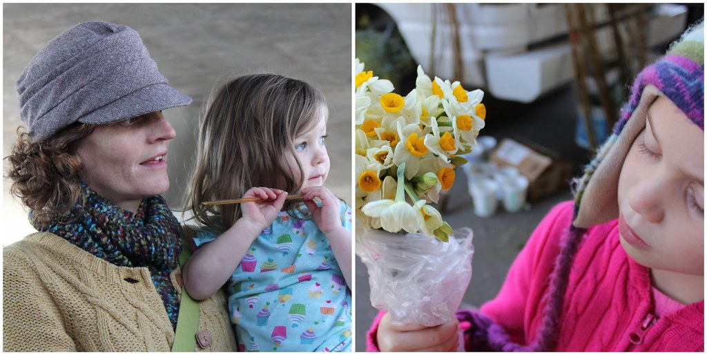 Farmer's Market Kids