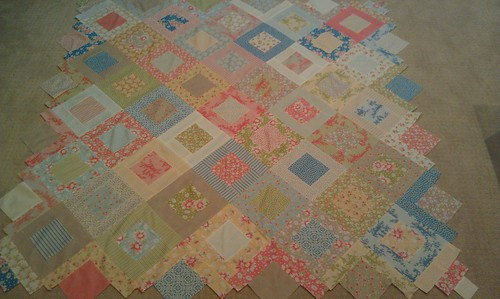 California girl quilt
