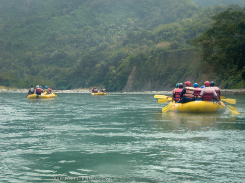 White Water River Rafting - Tabuk - Kalinga, Philippines (113912 - 120123)