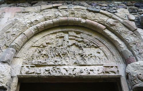 Monastic Dormitory Doorway