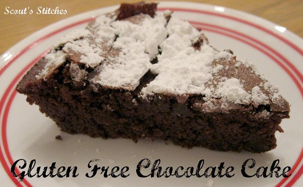 Gluten Free Choc. Cake