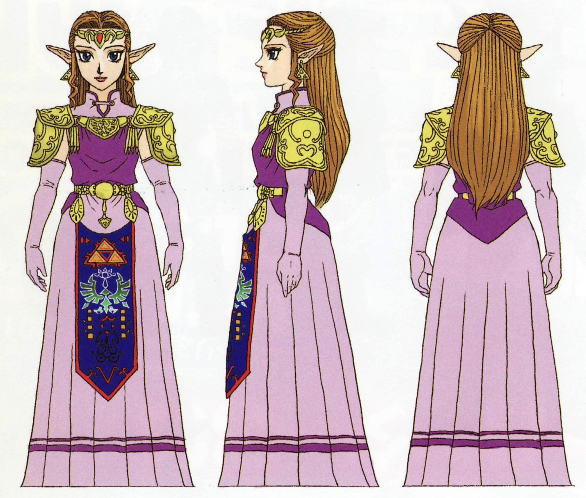 OoT Adult Zelda