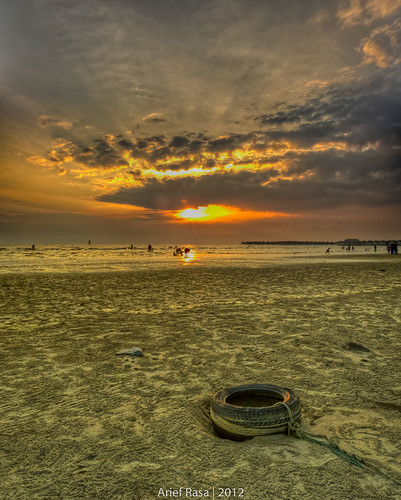 Stuck In The Sands Of Time by Arief Rasa