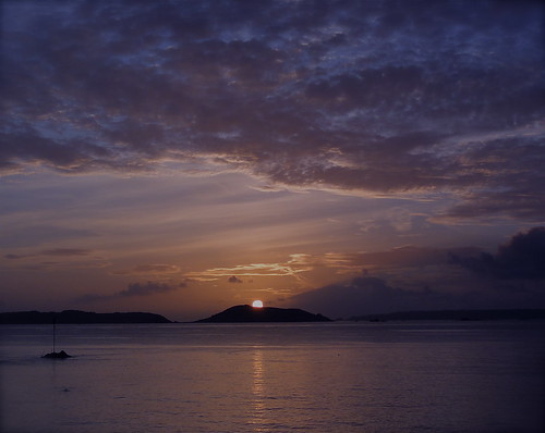 sun sunrise private dawn islands daylight channelislands sunup daybreak aube herm jethou morgenröte àlaube
