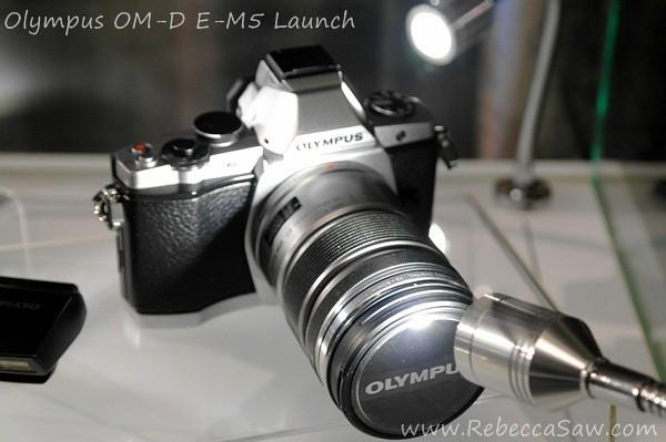 olympus OM-D Launch (39)