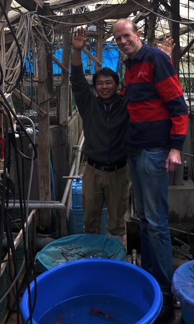 Ueno san & Tjaard