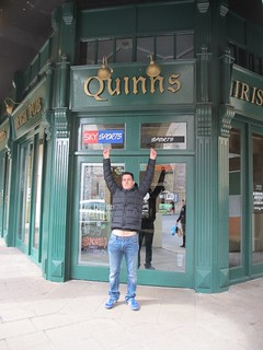 Cambridge Pubs - Quinns