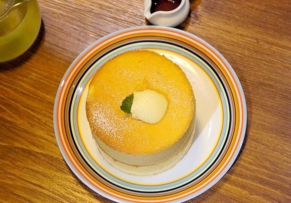 東區下午茶杏桃鬆餅屋09
