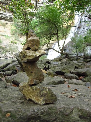 October 1, 2013 Stone Balancing