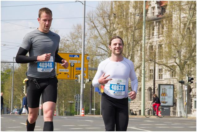 38. Stadtwerke Leipzig Marathon 2014
