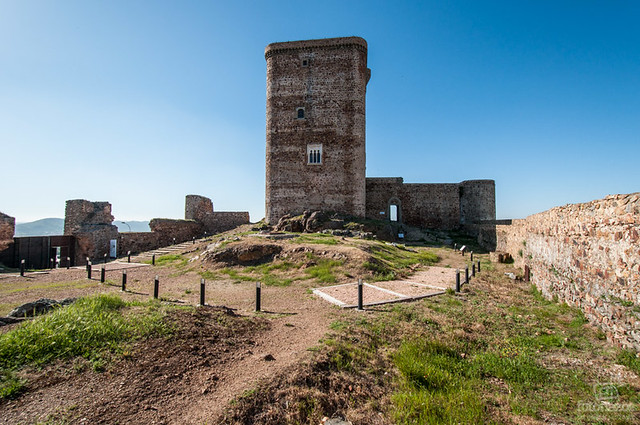Visita al Castillo de Feria y el Centro de Interpretación del Señorío de Feria