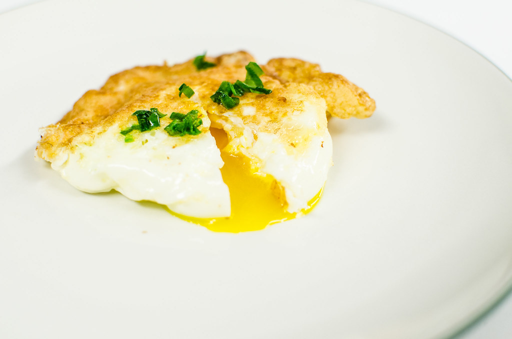 spanish fried egg