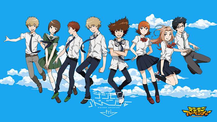Veja o novo trailer de Digimon Adventure Tri - Kokuhaku, terceiro OVA da série
