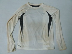 """My """"white"""" cycle top"""