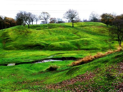 Rough Castle, Antonine Wall