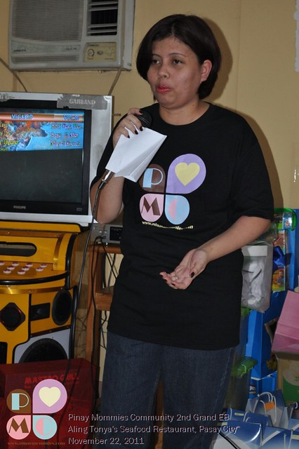 Founder of PMC - Mommy Rubby of PinayMommyOnline